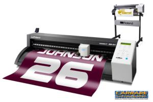 GS-24 Plotter De Découpe  584 coupe support 700 mm