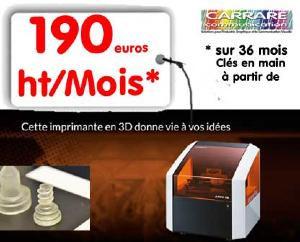 ARM-10 - Imprimante 3D 130x70x70MM