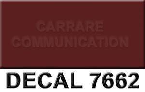 decal 7662 bordeaux 30x15ml